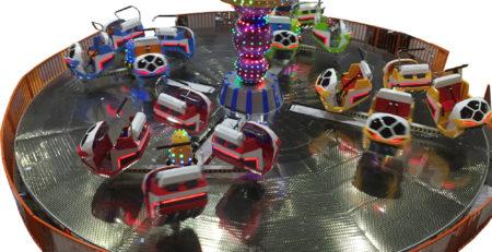 Новинки детских каруселей Продажа аттракционов для детей