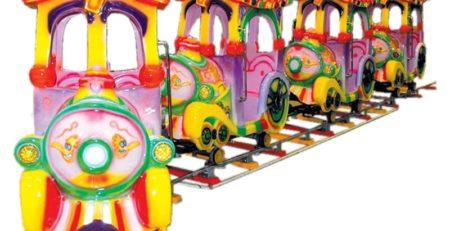 детская железная дорога — поезд Мечта 1