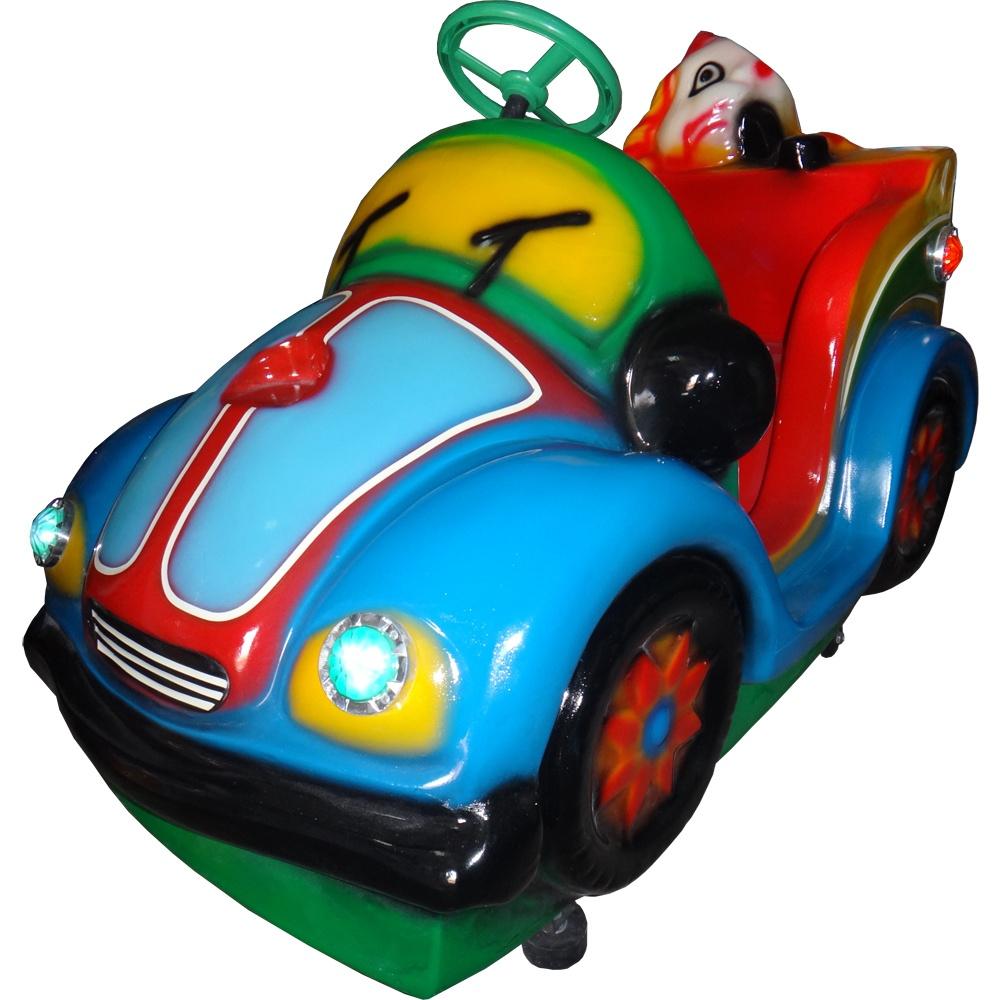 Аттракцион — детская качалка Автомобиль
