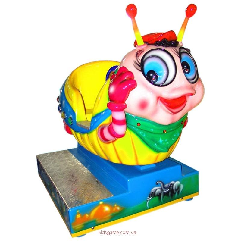 детская премиум-качалка Светлячок