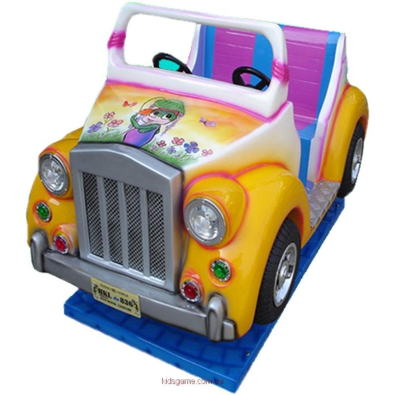 детская премиум-качалка Счастливое Авто