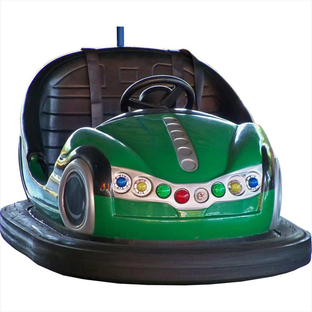 Электромобили Классика 2 — Автомашинки с бампером и антенной для автодрома