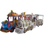 детская железная дорога — детский поезд Зоопарк 2