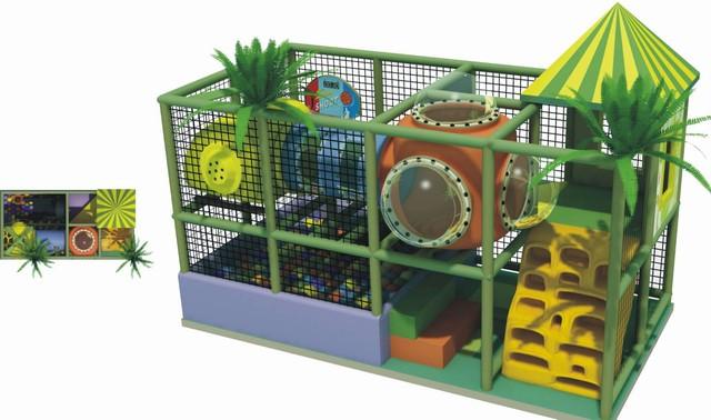 Детская игровая комната (лабиринт) 1