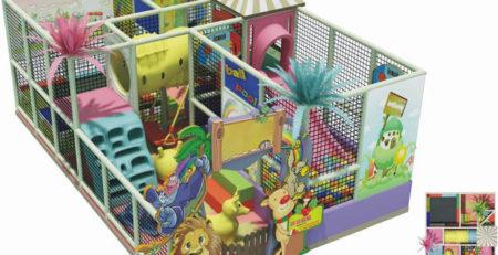 Детская игровая комната (лабиринт) 4