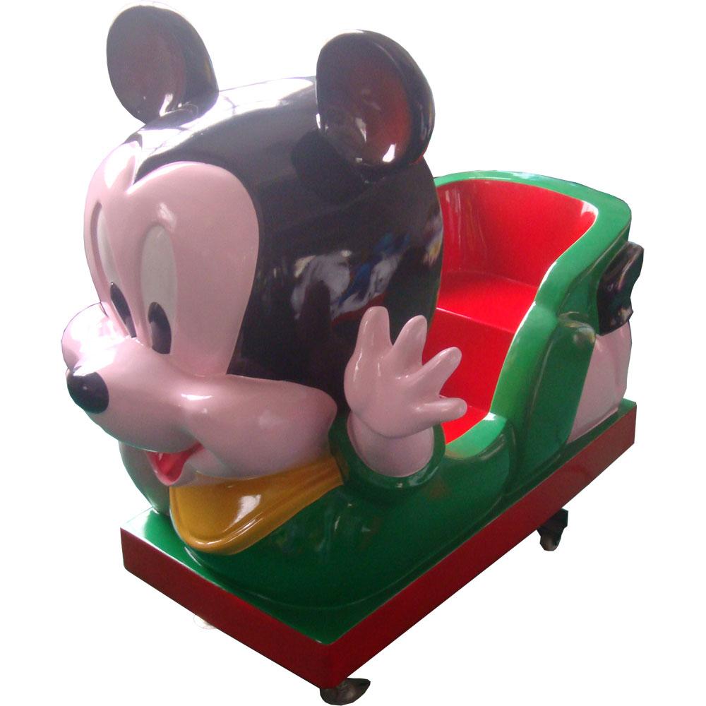 детская качалка Микки Маус