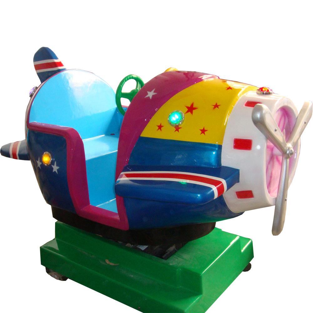 детская качалка Самолет