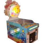 развлекательный автомат редемпшн с выдачей билетов Рыбалка
