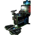 Симулятор стрельбы Aliens 42″/55″ детское развлекательное оборудование