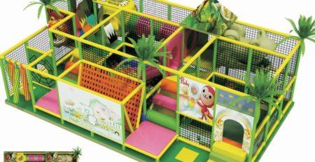 Детская игровая комната (лабиринт) 6