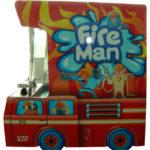 Развлекательный автомат редемпшн с выдачей билетов Пожарный