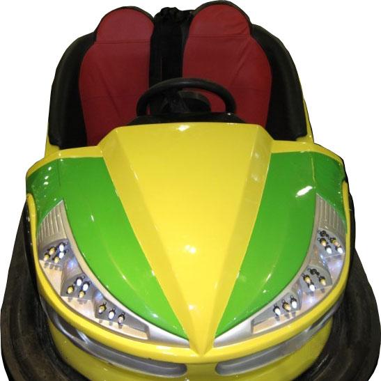 Электромобили Классика 3 — Автомашинки с бампером для автодрома