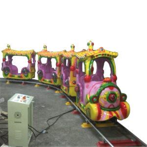 детская железная дорога — поезд Мечта 2