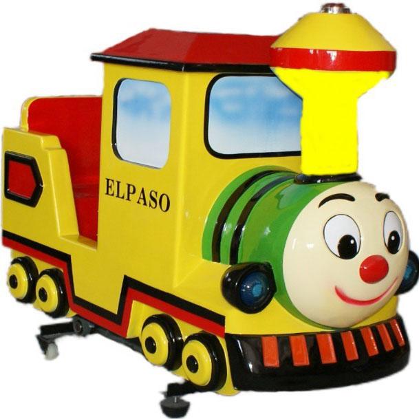 детская качалка Поезд Эльпасо