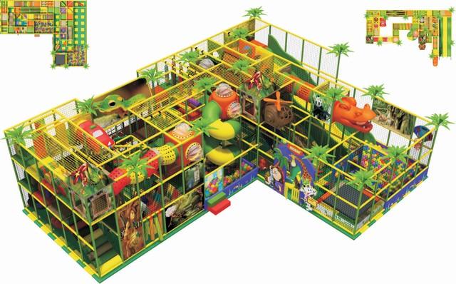 Игровой лабиринт 1020A под заказ