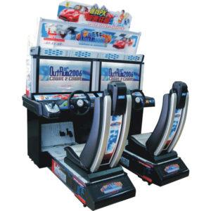 Авто симулятор OutRun Twin 32