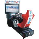 Авто симулятор OutRun 32″/42″ детское развлекательное оборудование