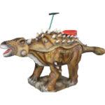 Динозавр-качалка Анкилозавр