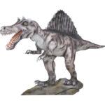 Аттракцион для детей динозавр Спинозавр