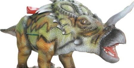 Динозавр-качалка Стиракозавр