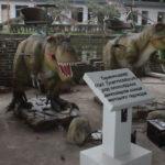 Динозавр-качалка Тиранозавр Рекс