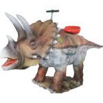 Динозавр-качалка Трицератопс