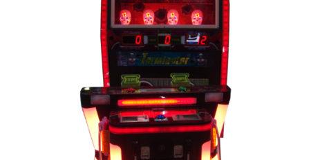 Развлекательный автомат редемпшн с выдачей билетов Терминатор