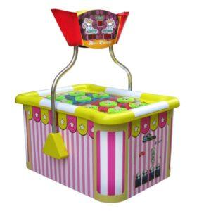 Развлекательный автомат редемпшн с выдачей билетов Колотушка НЛО