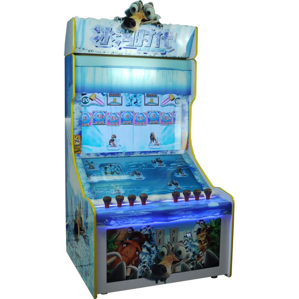 Развлекательный автомат редемпшн с выдачей билетов Ледниковый период