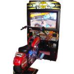 Мото симулятор Harley Davidson игровые развлекательные автоматы