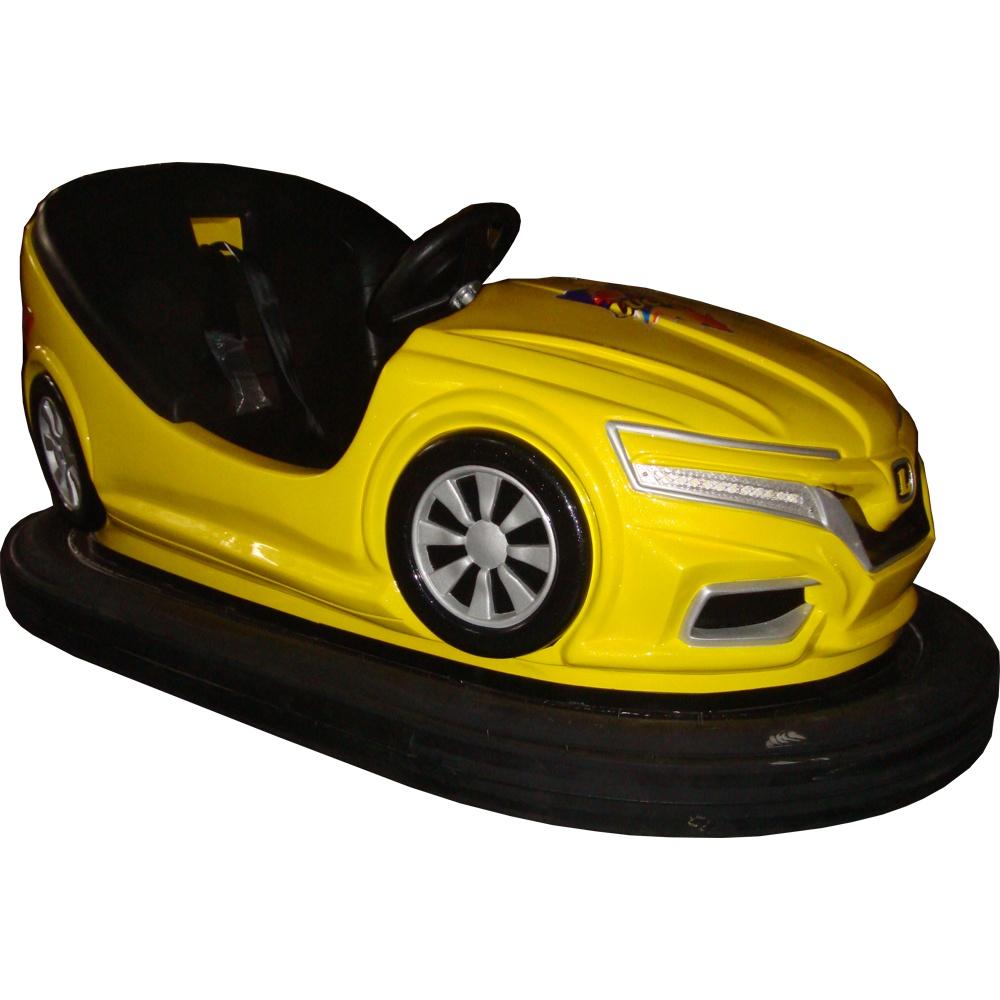 Электромобиль Супер Гонка — Автомашинки с бампером для автодрома