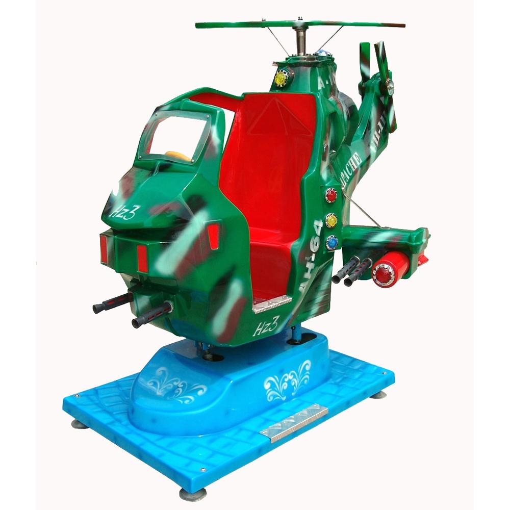 детская премиум-качалка Вертолет