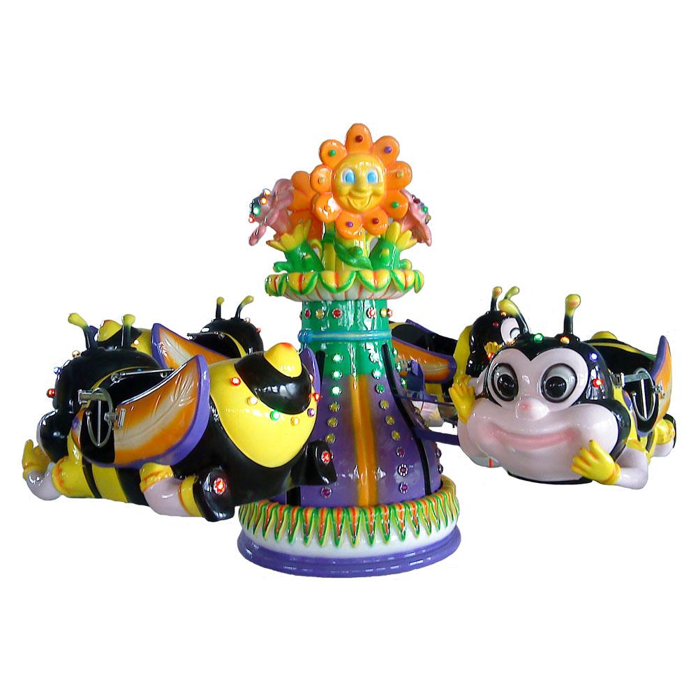 Детская карусель Веселые пчелки