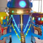 Детская карусель Космическая станция