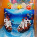 Развлекательный автомат редемпшн с выдачей билетов Морские приключения