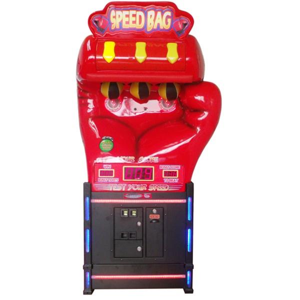 Развлекательный автомат редемпшн с выдачей билетов Скоростные боксерские груши