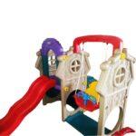 Детский игровой комплекс 4