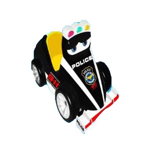 Детская интерактивная качалка Racing Car