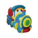 Детская интерактивная качалка Smart Train