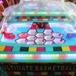 Развлекательный автомат редемпшн с выдачей билетов Баскетбол №1