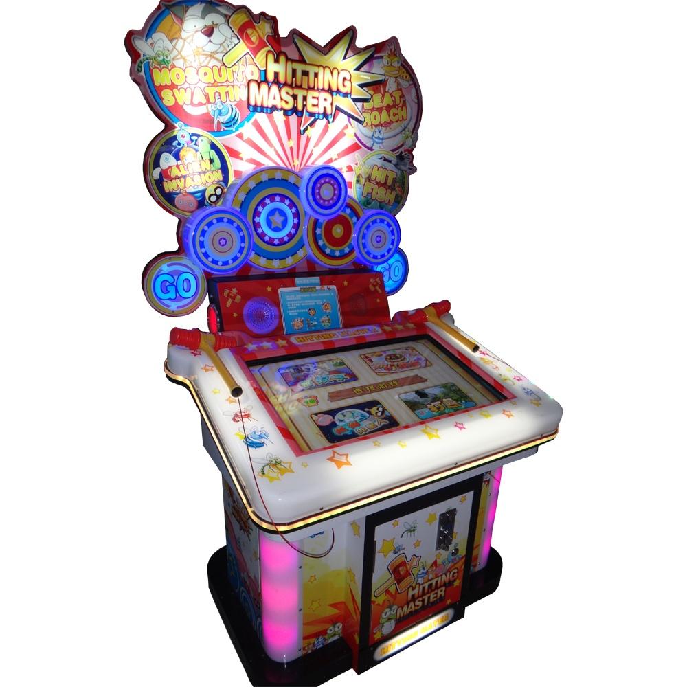 Развлекательный автомат редемпшн с выдачей билетов Мастерский удар