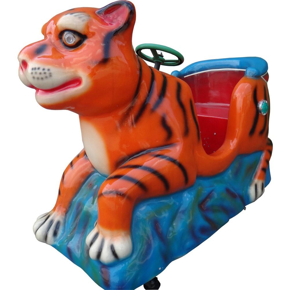 Аттракцион — детская качалка Тигр