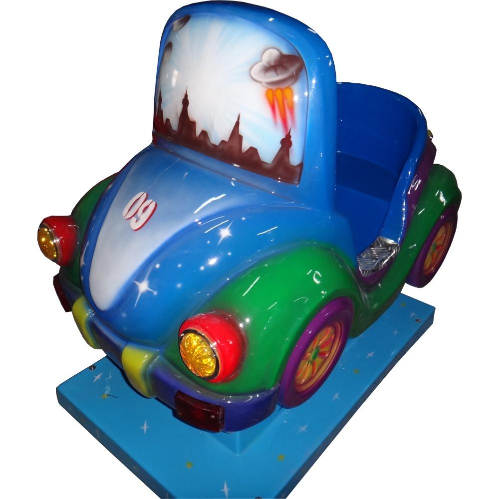 Детская качалка премиум Интерактивная машинка