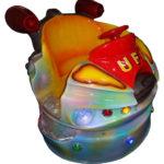 Детская качалка премиум Летающая тарелка