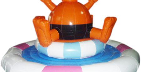 Мягкий модуль Bear для детских игровых комнат