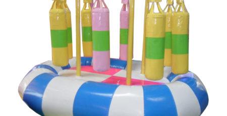 Мягкий модуль Боксерские груши для детских игровых комнат