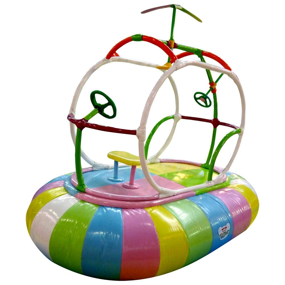 Мягкий модуль Helicopter для детских игровых комнат