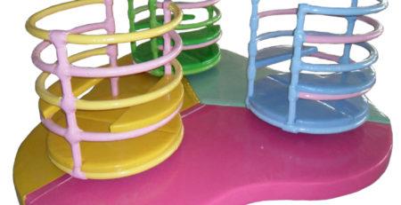 Мягкий модуль Крутилки для детских игровых комнат