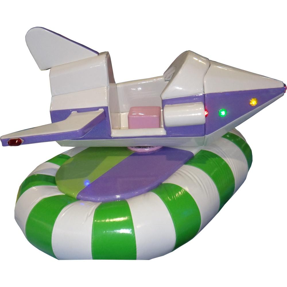 Мягкий модуль Plane для детских игровых комнат