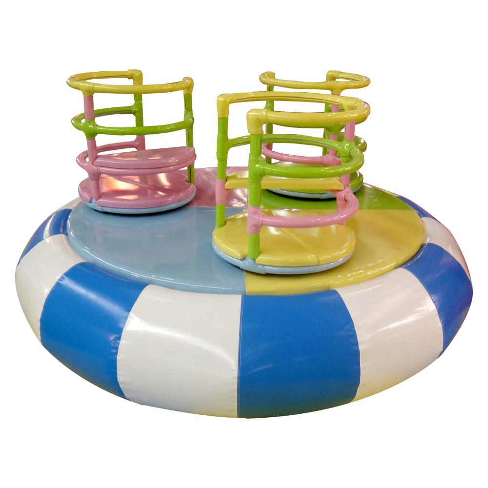 Мягкий модуль Rotating Chairs для детских игровых комнат